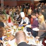 Für jeden Gaumen das Passende dabei - Buffets von Feine Küche Kulterer
