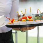 Sorgfältig zusammengestellt und perfekt serviert: Unser Fingerfood