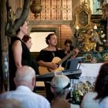 Romantische musikalische Begleitung bei der Trauung im der Kapelle vom Schloss Maria Loretto