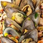 Schmackhafte Muscheln und andere Fischgerichte - bei uns ein absolutes Muss!