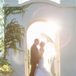 In Licht getaucht - Petra und Peter im Sonnenschein