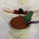 Feinste Desserts und Nachspeisen für Ihren großen Tag: Vanillekipferltiramisu