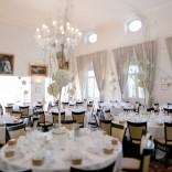 Ausreichend Raum für Sie und Ihre Gesellschaft - der große Saal im Schloss Maria Loretto